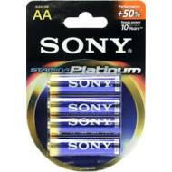 Sony Stamina Platinum AA elem