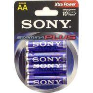 Sony Stamina Plus AA elem