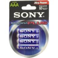 Sony Stamina Plus AAA elem