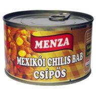 Menza Mexikói chilis bab csípős 400g