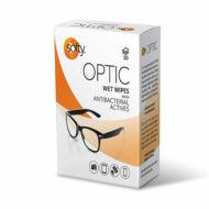 Softy Optic szemüvegtörlő kendő 10 lapos