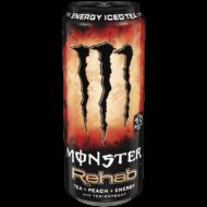 monster rehab energy