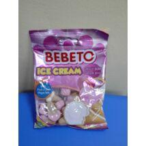 Bebeto Ice Cream gumicukor 80g