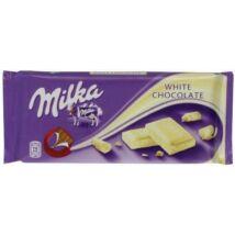 Milka Fehér csokoládé 100g
