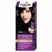 Palette Intensive Color Cream hajfesték Ónixfekete
