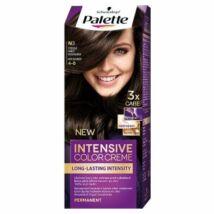 Palette Intensive Color Creme intenzív krémhajfesték középbarna