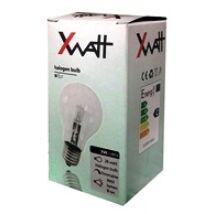 XWatt halogén izzó E27 28W