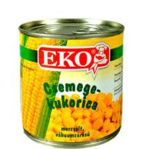EKO Csemege kukorica 340g