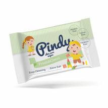 Pindy Fresh & Clean nedves törlőkendő 72 lapos