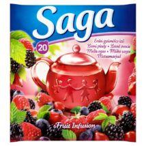 Saga Erdei gyümölcs ízű gyümölcstea 36 Gr