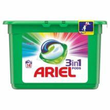 Ariel 3in1 color mosókapszula