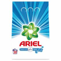 Ariel Touch of Lenor Fresh mosópor 1,5 kilogramm
