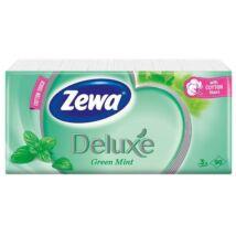 Zewa Deluxe Green Mint