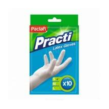 Paclan Practi Latex Gloves
