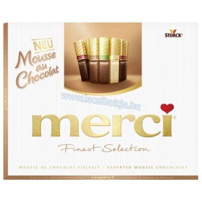 Merci 4 Habkrémes csokoládékülönlegesség 250 g