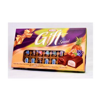 Gift Special tejszínes praliné csokoládé 180 g