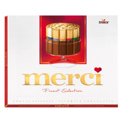 Merci 8 Csokoládékülönlegesség 250 g