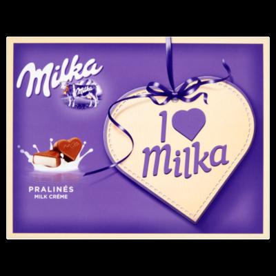 Milka I love Milka praliné tejes 120 g