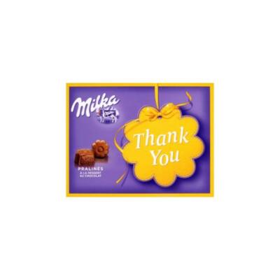 Milka Thank you praliné kakaós 120g