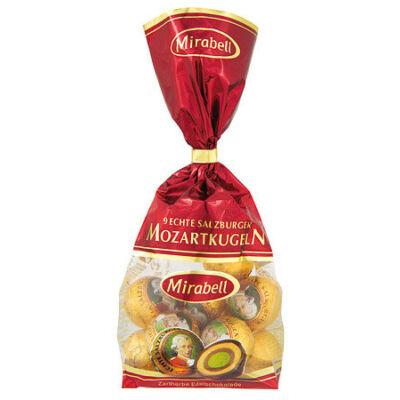 Mirabell Mozart kugeln csokoládé 150g