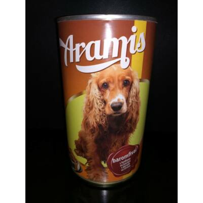 Aramis Teljes értékű állateledel felnőtt kutyák számára Baromfival   - 1240 g
