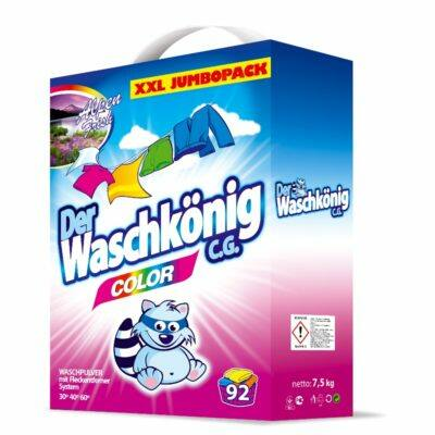 Waschkönig Color mosópor 7,5 kg