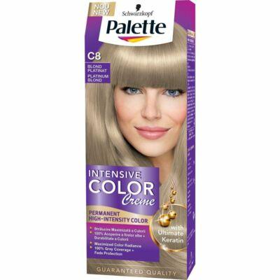 Palette Intensive Color Creme hajfesték-Platinaszőke