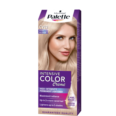 Palette Intensive Color Creme hajfesték-Rózsaszőke