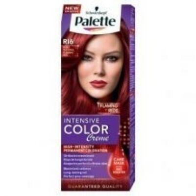 Palette Intensive Color Creme hajfesték -Lángvörös