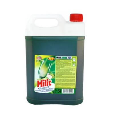Milit mosógatószer Citrom 5 liter