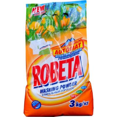 Robeta Mosópor 3kg Univerzális