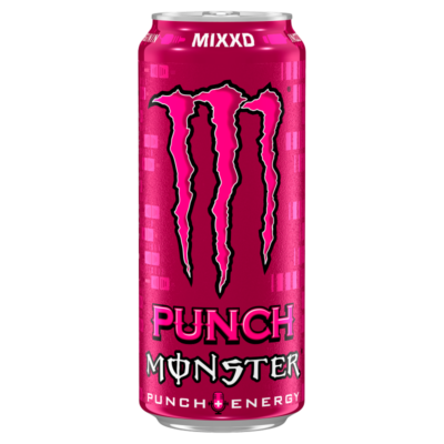 Monster PUNCH Energy