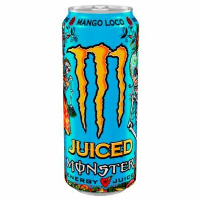 Monster Mango loco Juiced