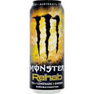 Monster Energy Rehab