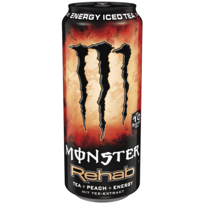monster rehab energy