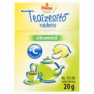 Haas Teaízesítő tabletta 20 g