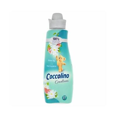 Coccolino Creations öblítő koncentrátum  waterlily & pink grapefruit 27 mosás 0,95L