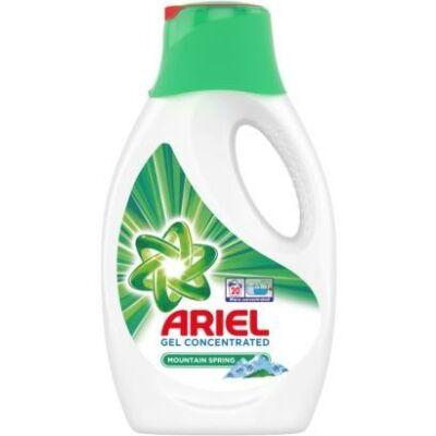Ariel Gél Concentrated Mountain Spring Folyékony mosószer