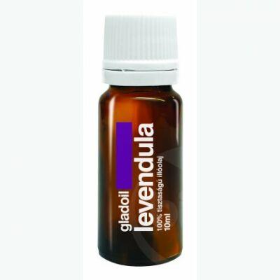 Gladoil Levendula 100% tisztaságú illóolaj 10 ml