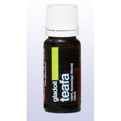Gladoil Teafa 100% tisztaságú illóolaj 10ml