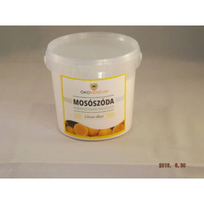 Illatosított mosószóda 1200gramm Citronella