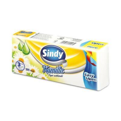 Sindy Kamilla papír zsebkendő