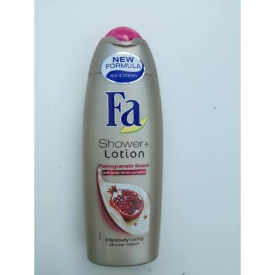 FA SHOWER+ LOTION GRÁNÁTALMA TUSFÜRDŐ 300ml