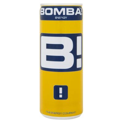 Bomba energiaital 250ml