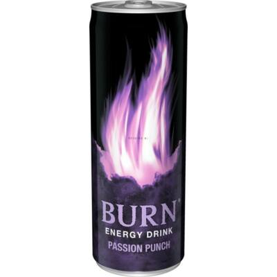 Burn Maracuja energiaital 250ml