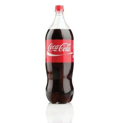 Coca Cola 1,25 liter