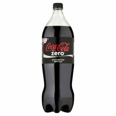 Coca Cola zero 1,75 liter