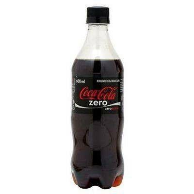 Coca Cola Zero 0,5 liter