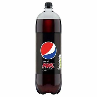 Pepsi Max 2,25 liter