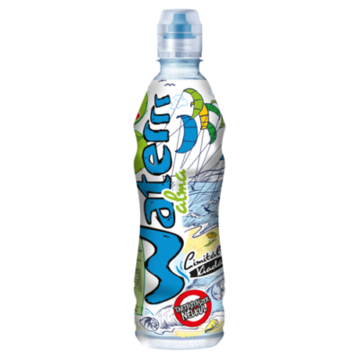 Kubu víz citromos 0,5 liter